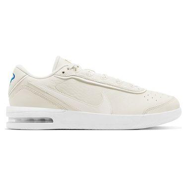 Nike Court Air Max Vapor Wing Premium Mens Tennis Shoe Sail/Argon Blue/White CT3890 101