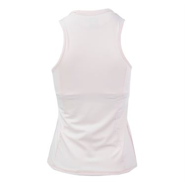 Lucky in Love American Love Story Acid Cutout Tank - Pink Tint