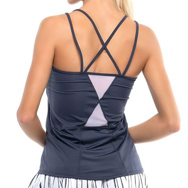 Lucky in Love Going Wild Strappy Tank Womens Graystone CT450 475