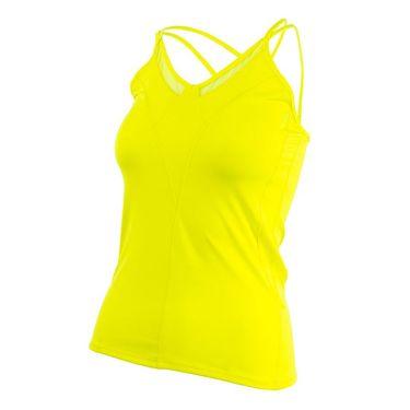 Lucky in Love Boho Sense Strappy Tank - Yellow