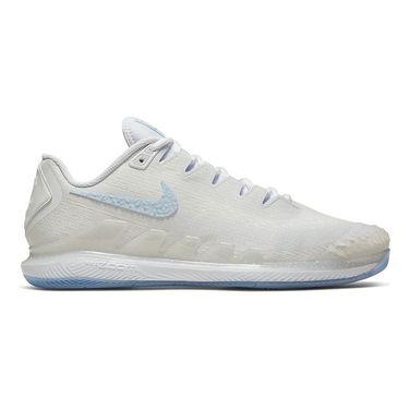 Nike Vapor X Knit Mens Tennis Shoe - Arctic Wolf