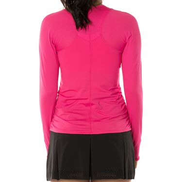 Lucky in Love Core Contour Long Sleeve - Shocking Pink