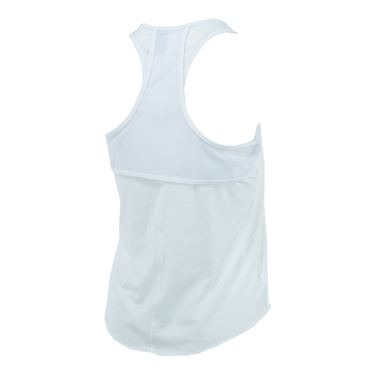Lucky in Love Paradise Love Tank - White