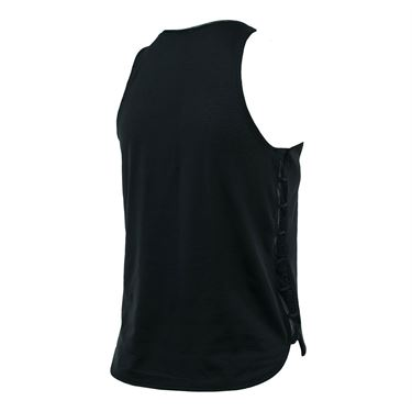 Lucky in Love Chill Fit Lateral Tank - Black
