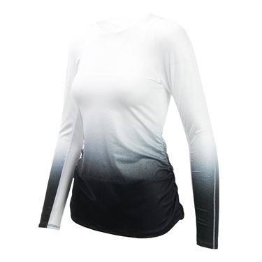 Lucky in Love Core Ombre Long Sleeve - Black