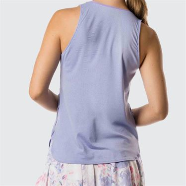 Lucky In Love Lilac It A Lot Chill Fit Incline Tank - Lilac
