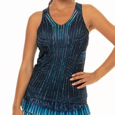 Lucky in Love Lite Speed Infinity Tank Womens Parisian Blue CT593 840434