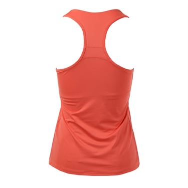 Lucky in Love Core V Neck Tank - Flame