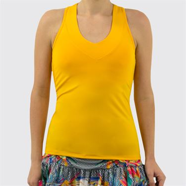 Lucky in Love Core V Neck Tank Womens Mango CT60 830