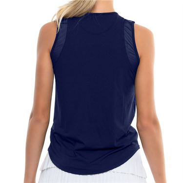 Lucky In Love LUV Chill Out Tank Womens Midnight CT661 401