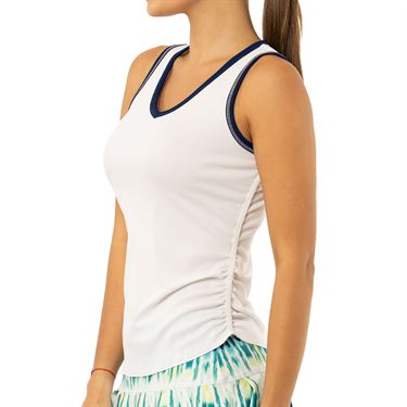 Lucky in Love Peace Out Lightweight Rib Tank