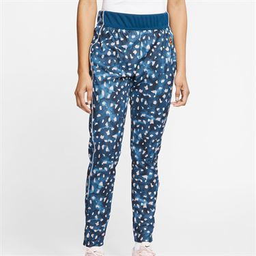 Nike Court Pants Womens Valerian Blue CU0678 432