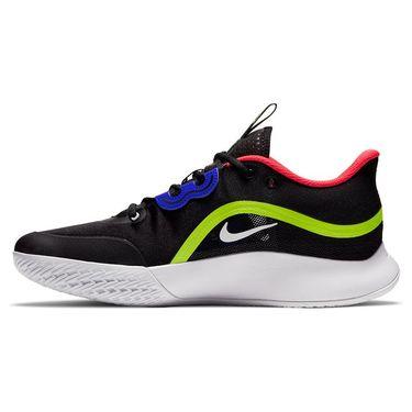 Nike Air Max Volley Mens Tennis Shoe Black/White/Volt/Laser Crimson CU4274 001