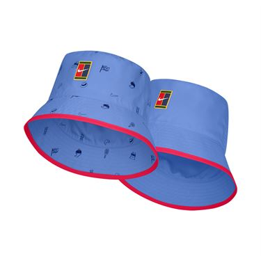 Nike Court Bucket Hat Royal Pulse CU6441 478