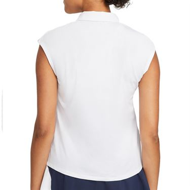 Nike Court Victory Top Womens White/Black CV2473 100