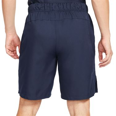 Nike Court Victory 9 inch Short - Obsidian/White
