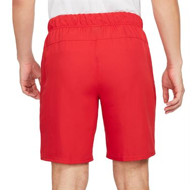 Nike Court Dri FIT Victory Short Mens University Red/White CV2545 657