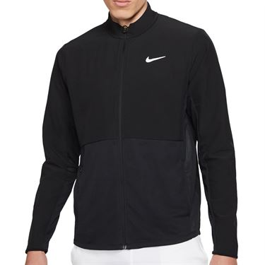 Nike Court Hyper Adapt Advantage Full Zip Jacket Mens Black/White CV2798 010