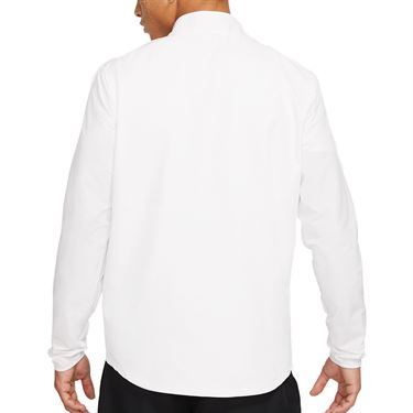 Nike Court Hyper Adapt Advantage Full Zip Jacket Mens White/Black CV2798 100
