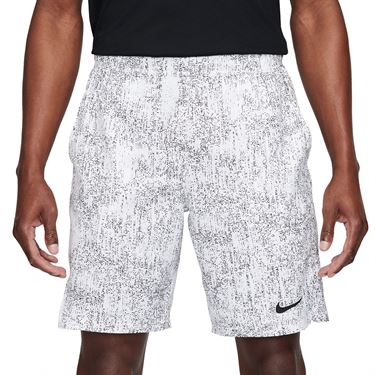 Nike Court Flex Victory Short Mens White/Black CV2974 100
