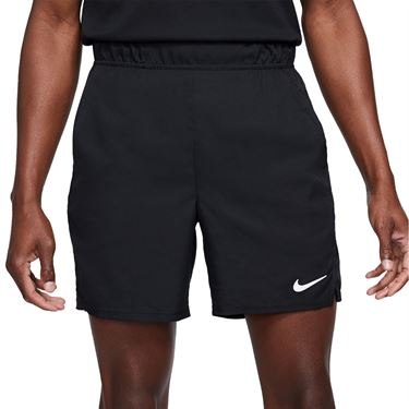 Nike Court Dri FIT Victory Short Mens Black/White CV3048 010