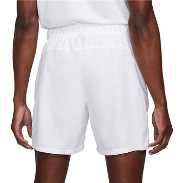 Nike Court Dri FIT Victory Short Mens White/Black CV3048 100