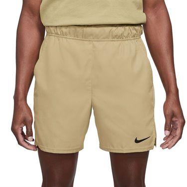 Nike Court Dri FIT Victory Short Mens Parachute Beige/Black CV3048 297