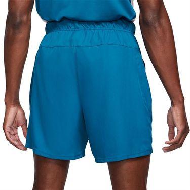 Nike Court Dri FIT Victory Short Mens Green Abyss/White CV3048 301