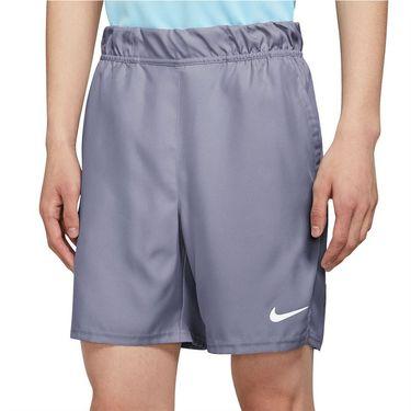 Nike Court Dri FIT Victory Short Mens Indigo Haze/White CV3048 520