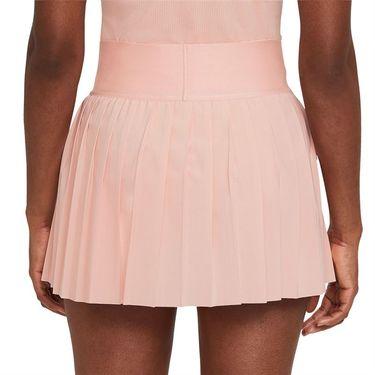 Nike Court Advantage Skirt Womens Arctic Orange/Black CV4678 800