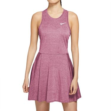 Nike Court Dri Fit Advantage Dress Womens Elemental Pink/White CV4692 698