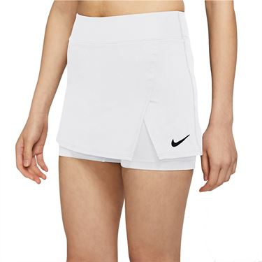 Nike Court Victory Tall Skirt Womens White/Black CV4729 100T