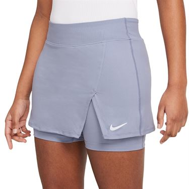 Nike Court Victory Skirt Womens Indigo Haze/White CV4729 519