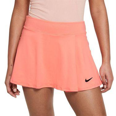 Nike Court Victory Skirt Womens Crimson Bliss/Black CV4732 693