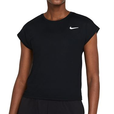 Nike Court Victory Top Womens Black/White CV4790 010