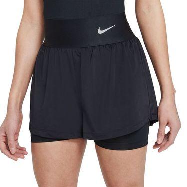 Nike Court Advantage Short Womens Black/White CV4792 011
