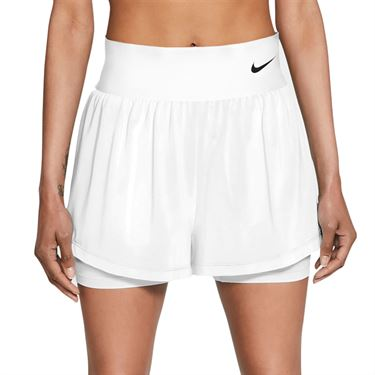 Nike Court Advantage Short Womens White/Black CV4792 100