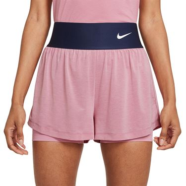 Nike Court Advantage Short Womens Elemental Pink/White CV4792 698