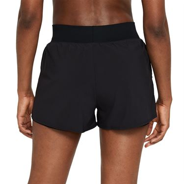 Nike Court Dri FIT Victory Short Womens Black/White CV4817 010