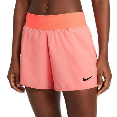 Nike Court Dri FIT Victory Short Womens Crimson Bliss/Black CV4817 693