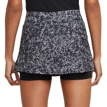 Nike Court Victory Skirt Womens Black/White CV4840 010