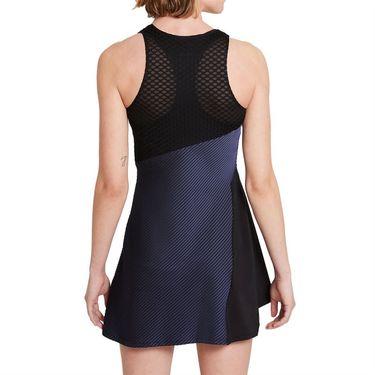 Nike Court Dri FIT ADV Slam Dress Womens Black/White CV4865 010