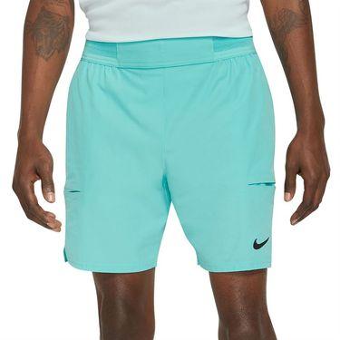 Nike Court Advantage 7 inch Short - Copa/Black