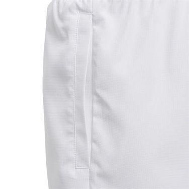 adidas Boys Club Short - White