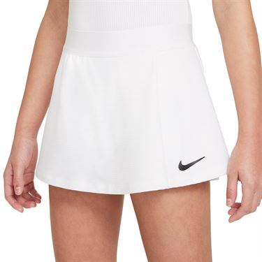 Nike Court Girls Victory Skirt White/Black CV7575 100