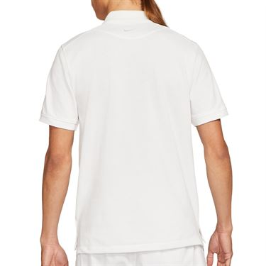 Nike The Nike Polo Slam Shirt Mens White CV7876 101