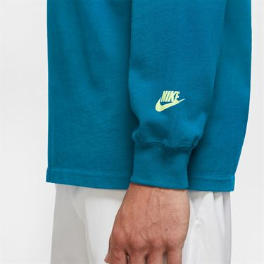 Nike Court Long Sleeve Challenge Court T-Shirt