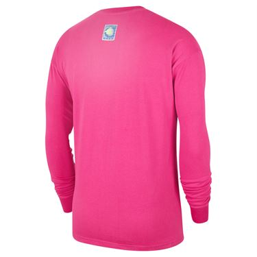 Nike Court Long Sleeve Challenge Court T-Shirt