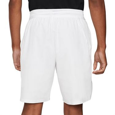 Nike Court Dri FIT Advantage Short Mens White/Black CW5944 100
