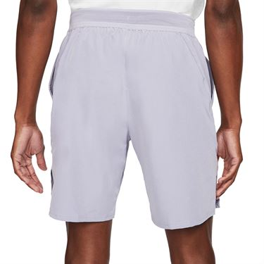 Nike Court Dri FIT Advantage Short Mens Indigo Haze/White CW5944 519